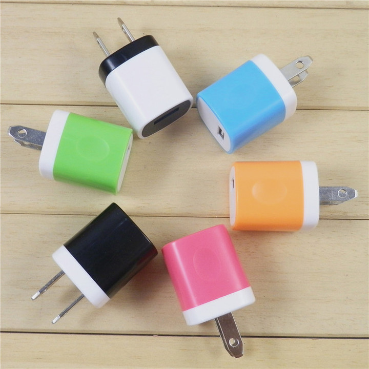 5v 1a Finger prints wall charger